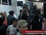 Mom To Be Aishwarya Rai Bachchan Arrives At Hanuman Chalisa CD Launch - 2011