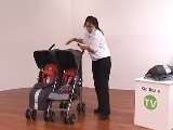 Maclaren Twin Techno Pushchair - Kiddicare