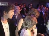 Milla Jovovich @ Gaultier Front Row, Couture Fall 2011 | FTV