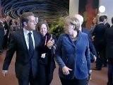 Merkel: La Crisi Non Sar&agrave Risolta In Un Anno
