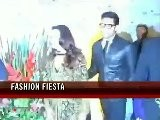 Mom To Be Aishwarya Rai Bachchan Attends Abu-Sandeep Anniversary - 2011