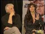 MONICA BELLUCCI, MICHELE PLACIDO - Intervista Manuale D&#039 Amore 3 WWW.RBCASTING.COM