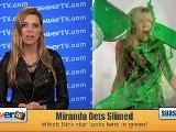 Miranda Cosgrove Gets Slimed: History Of Nickelodeon&#039 S Green Goo