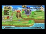New Super Mario Bros WII Partie 2 2J