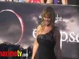 Nicole Eggert At ECLIPSE Premiere Arrivals