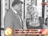 Nuri A&ccedil O Canlı Yayında Ahu Tuba&#039 Ya Gazoz I&ccedil Irdi