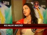 No Makeover For Hema Malini