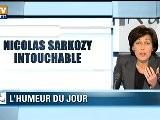 Nicolas Sarkozy, Intouchable