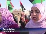 Arabic-Web-les Femmes Esp&egrave Rent Prendre Place Dans La Rebellion