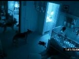 Paranormal Activity 3 2011 - FULL MOVIE - Part 4 10