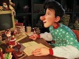 Arthur Christmas - Thank You Clip - In Cinemas 11th November