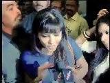 Pornstar Sunny Leone At Mumbai Airport