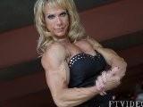 Janet Kaufman Posing