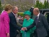 Queen Begins Historic Ireland Visit