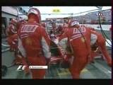 Ravitaillement Ferrari Roue Avant Avec Flasque