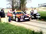 Rallye Suisse Normande 2006 - ES4dep.avi