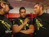Raw 24.01.2011: CM Punk Enseigne &agrave La Nouvelle Nexus Le Pouvoir De Sacrifice