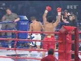 Russian Kickboxer Beats K-1 Legend In Battle Of Moscow
