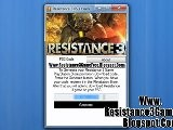 Resistance 3 Game Crack Free Download On PS3!!