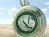 Rango Movie Clip Rolling Bottle Official HD