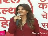 Raveena Tandon Colgate Oral Health Month