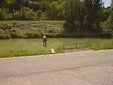 Saut Dans Le Canal à Vé Lo