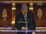 Sarko-UMP Vs Salaires+ WAUQUIEZ - VIDALIES 30-04-2009