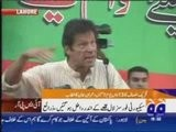 Siasat.pk - Imran Khan On 13th Youm-e-Tasees Of PTI-May 2