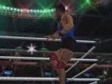 Santino Marella Entrance & FInisher - SmackDown Vs. RAW 2011