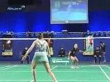 Strasbourg A Fait La F&ecirc Te Au Badminton!