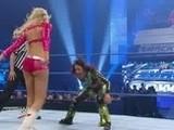 SmackDown 04.02.2011: Edge & Kelly Kelly Vs. Dolph Ziggler, Michelle McCool & Layla &ndash Match De Titre