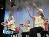 Seniors From Watermark Get Scot In On Their Workout