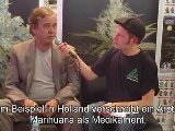 Spannabis Messe 2011 - Interview Mit Ben Drokners Von Sensi Seeds
