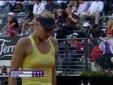 Sharapova Wins Rome Open