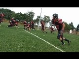 Souffel&#039 CHAMPION ALSACE 2011 FOOTBALL AMERICAIN