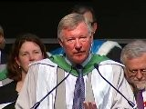 Sir Alex Ferguson Made A Doctor
