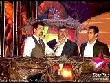 Salman KHan,Salman KHan Anil Kapoor, Govinda, Zarine...2010