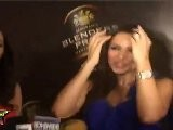 Sexy Malaika Arora Shows Her Body In Revealing Dress ' Blenders Pride Tour 2011 Preview'