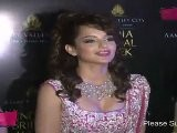 Sexy Kangna Ranaut Walks At Aamby Valley Indian Bridal Week 2011For Jyotsa Tiwari