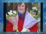 SUSAN BOYLE - A SWEET FLOWER