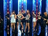 Secret 시크릿 - Don&#039 T Smile + Move 111020 Mnet M!Countdown - CBS LIVE HDTV