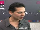 Stunning Dino Morea At SAKS Winter Festive Collection 2011 Launch
