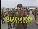 Start & End Of Blackadder - The Collection Part 2 VHS