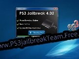 SONY PS3 4.00-JB Custom Firmware 4.00-jb NO BRICKING