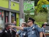 Seattle Police: Manhunt On For Cafe Gunman
