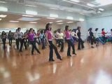 Tango Cha - Line Dance