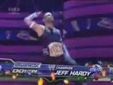 Tribute To Jeff Hardy&#039 S Entrance