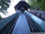 Tiroler Wildwasserbahn - OnRide - Europa-Park ECAM HD