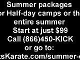 Tulsa Summer Camp For Kids Karate - Summer Camps For Kids