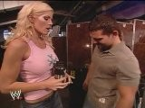 Torrie Wilson, Nidia And Jamie Noble Segment Smackdown 12.11.2003